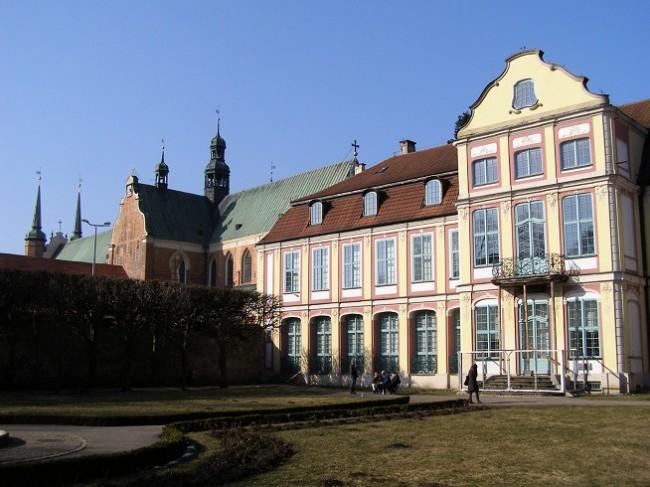 Аббатский дворец