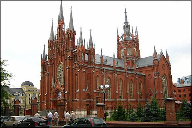 Костел в Польше