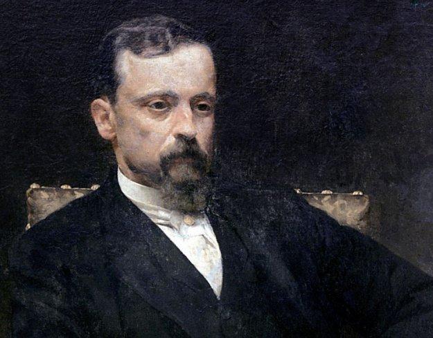 Генрих Сенкевич, портрет