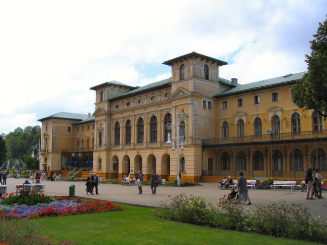Крыница Морска стал известным санаторным курортом