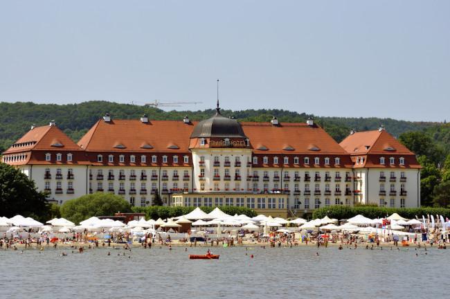 Курорт Сопот отель