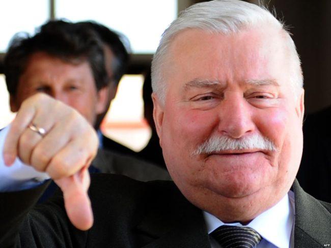 Лех Валенса полський президент