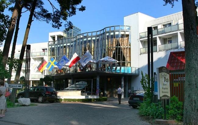Отель, курорт Погожелица
