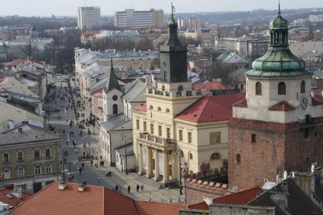 Люблин - столица воеводства