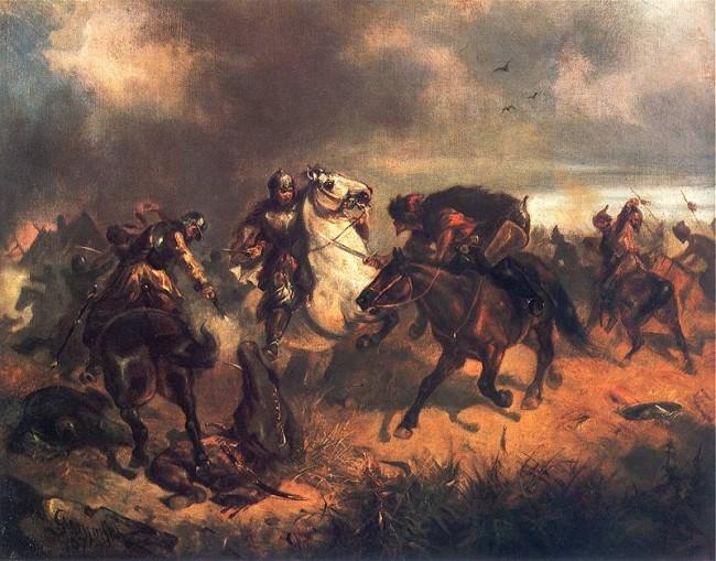 Картина Максимилиана Герымского