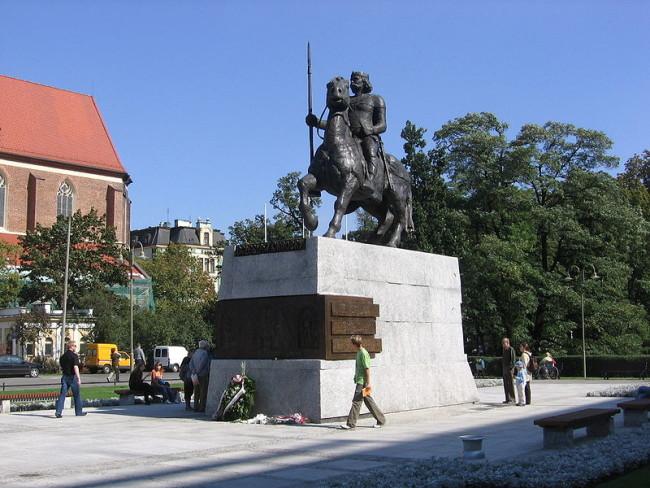 Болеслав I Храбрый, Вроцлав