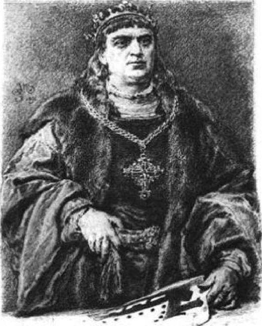 Великий князь литовский и король польский Сигизмунд I Старый