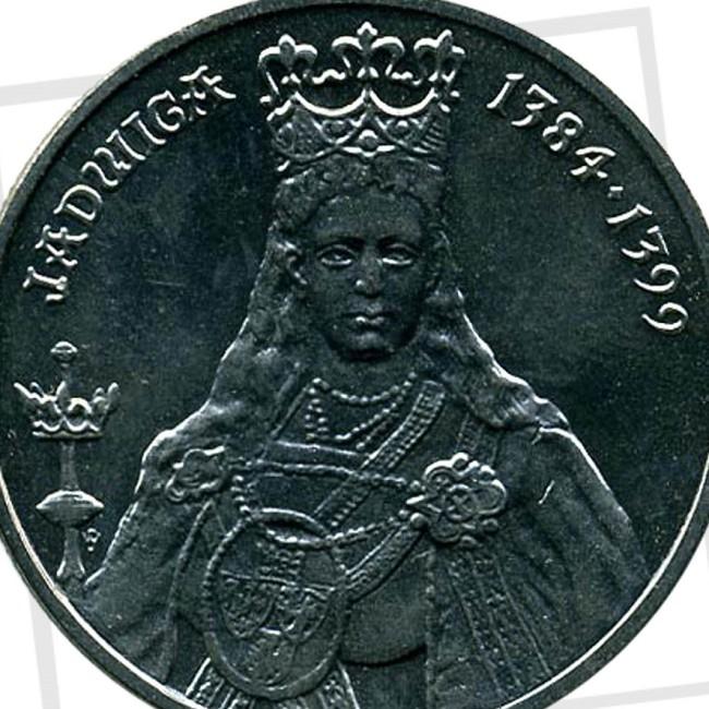 Монета с изображением Ядвиги