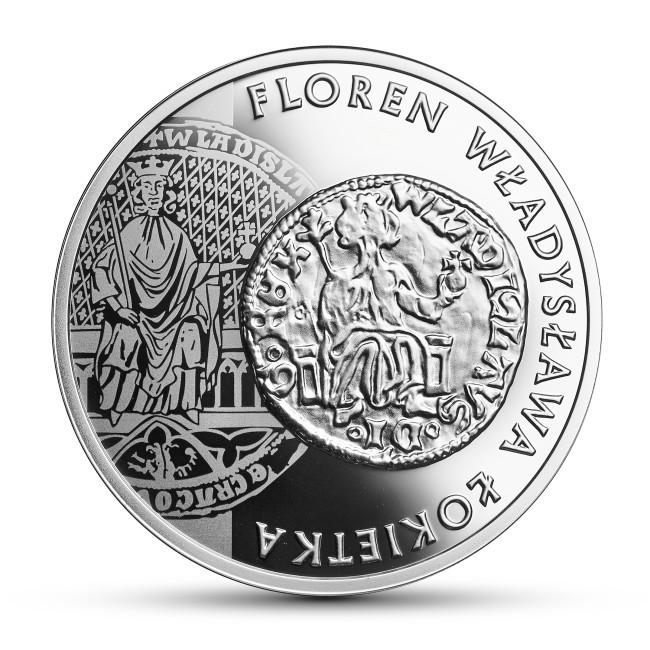 Монета Владислав I Локетек