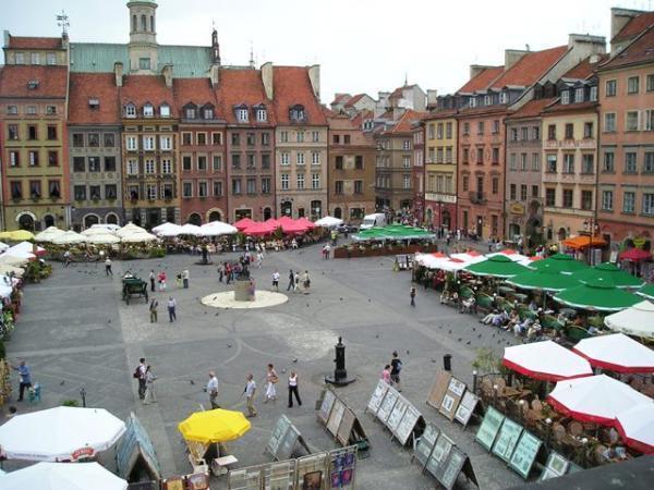 Старый город и Рыночная площадь
