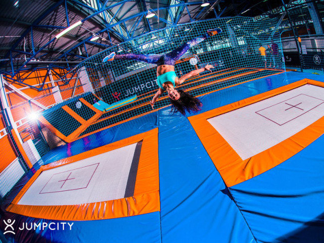 Jump City Trampoline Park