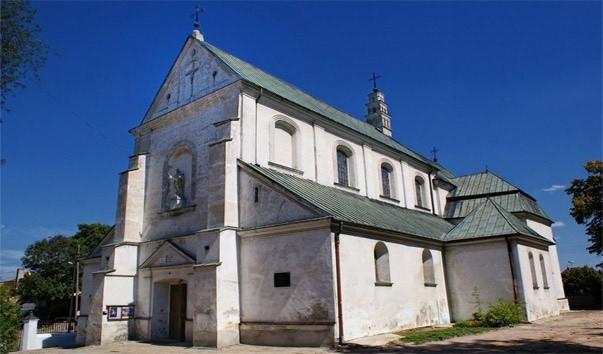 Костел Святого Апостола Андрея