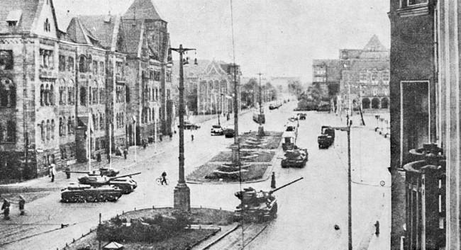 Познань 1943 год