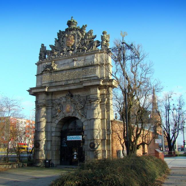 Портовые (Берлинские) ворота