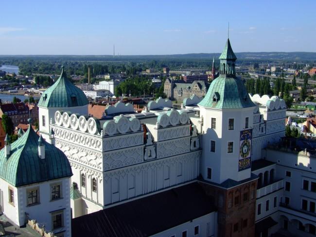 Замок Поморский князей