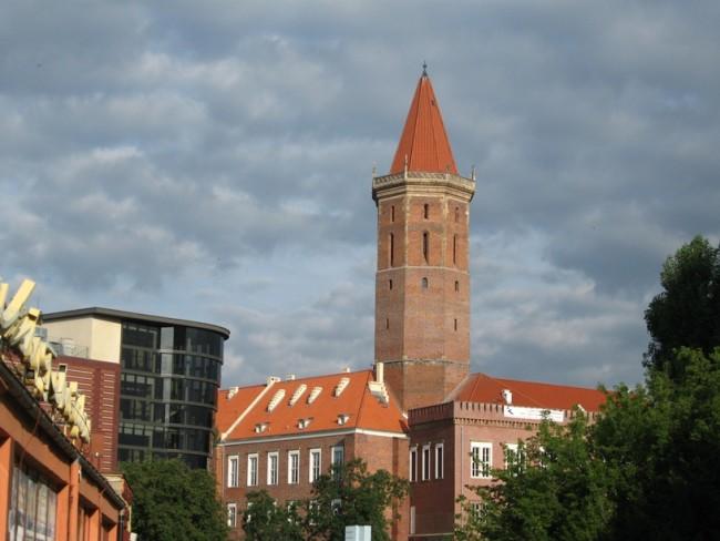 Башня Глоговская
