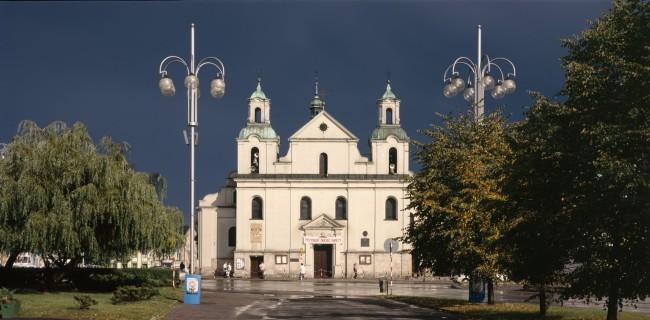 Костел Святого Зигмундта