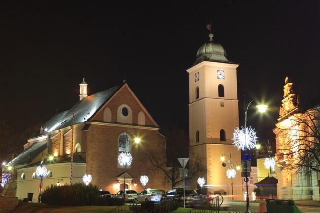 Костел Святых Войцеха и Станислава
