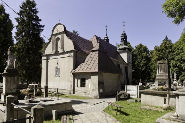 Костел и кладбище Св. Роха и Св. Себастьяна