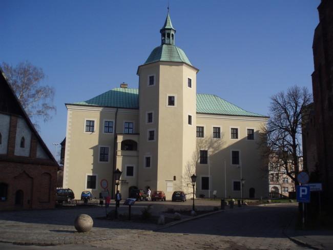 Музей центрального поморья замке померанских герцогов