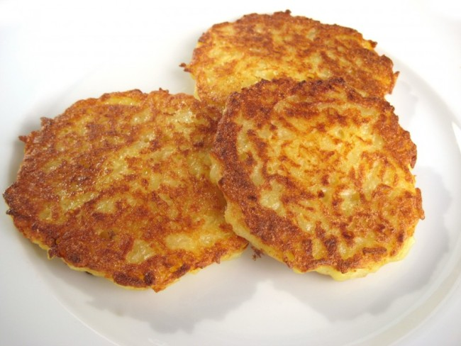 Пляцки (placki ziemniaczane)