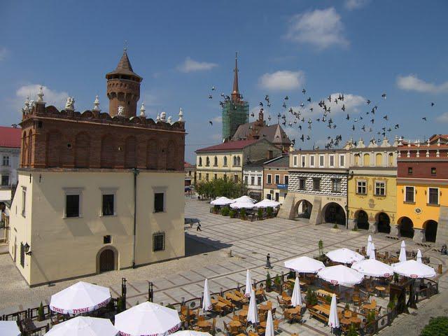 Рынок города