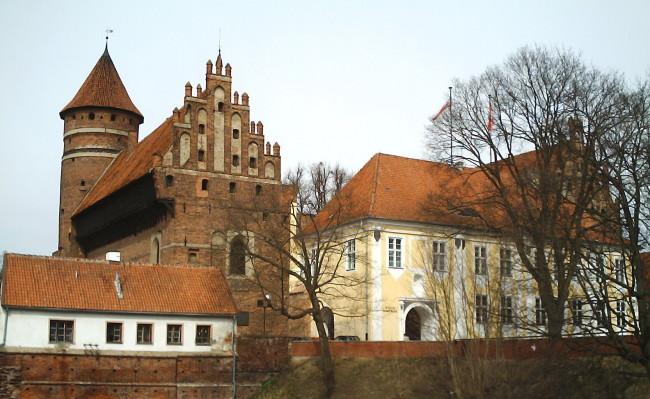 Замок Паслек