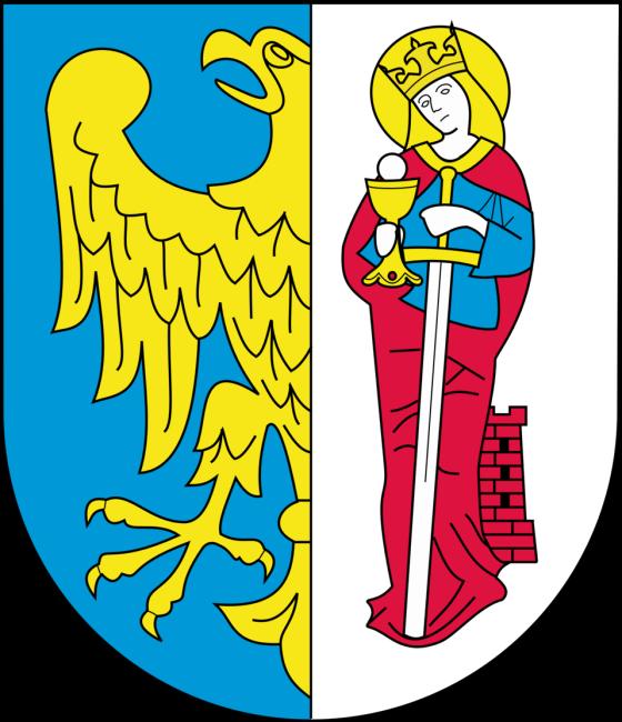 герб Руда Слёнска