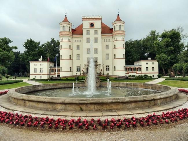 Еленя Гура и Долина дворцов
