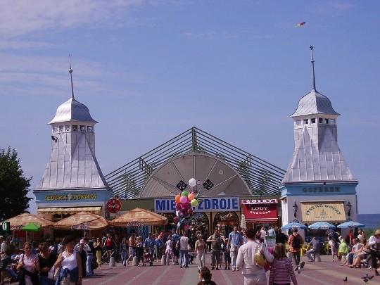 Городской мол