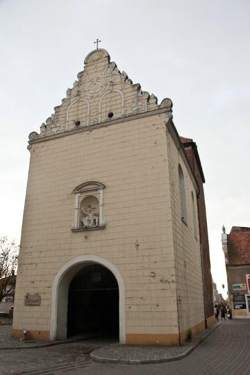 Грундзенские ворота