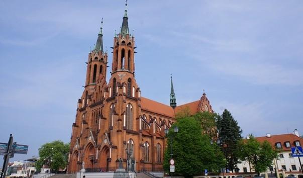 Кафедральный собор Успения Пресвятой Девы Марии