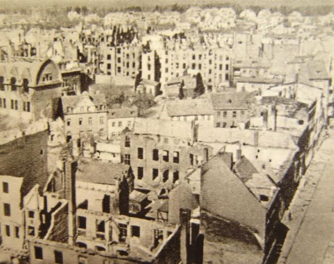 Колобжег 1945 год