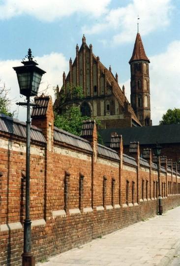 Костел Святого Иакова и Николая