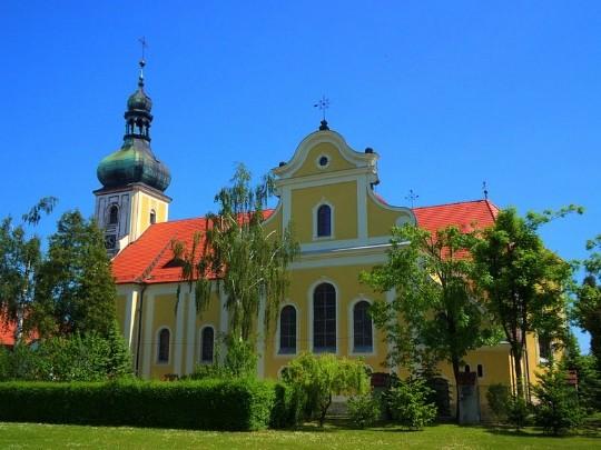 Костел Святого Крестителя и Святого Николая