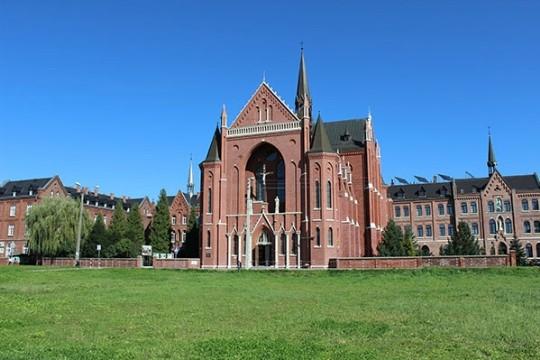Костел Святой Девы Марии скорбящей