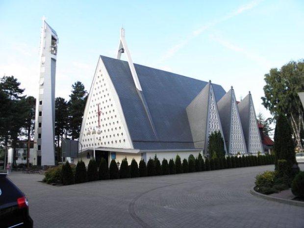Приходская церковь Успения Девы Марии