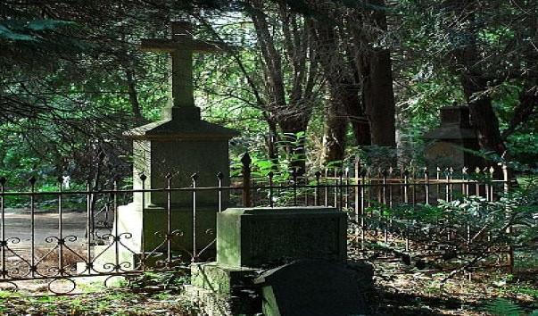 Приходское кладбище