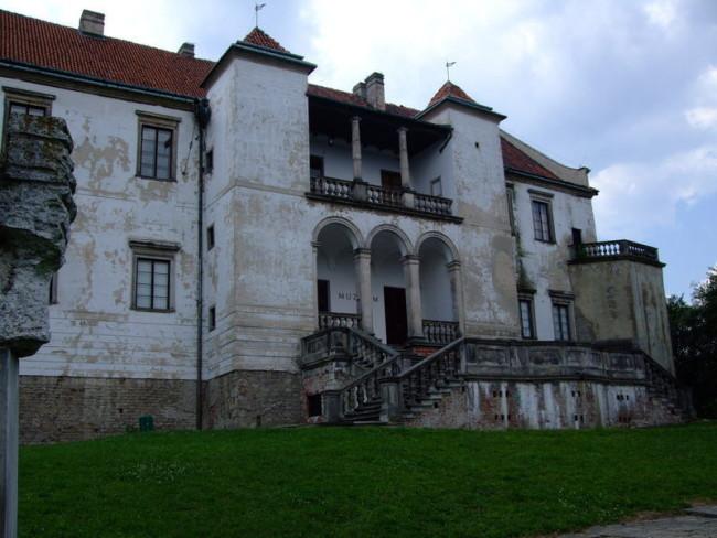 Щидловецкий замок