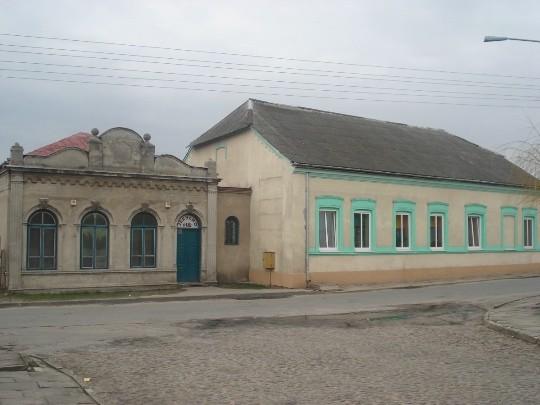 Синагога Гарбарска