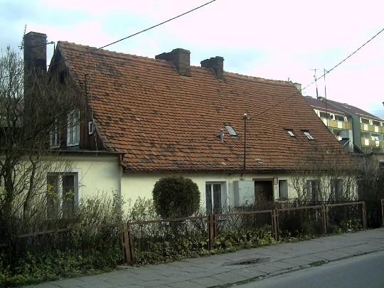 Старые рыбацкие дома