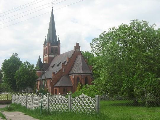 Костел Святого сердца Иисуса