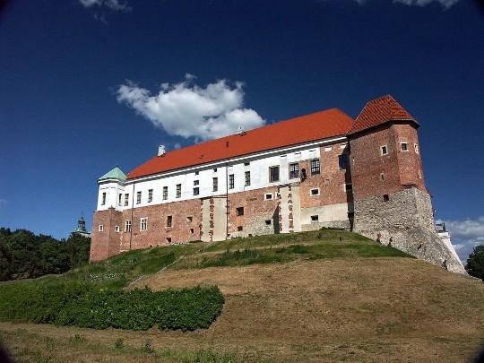 Сандомирский замок