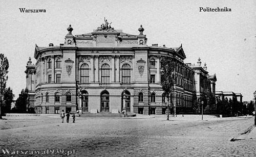 Варшавский политехнический университет история