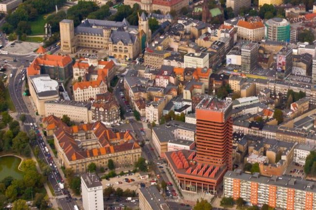 Экономический университет в Познани