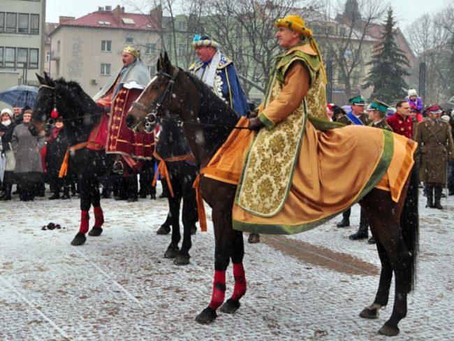 праздник трёх королей в польше