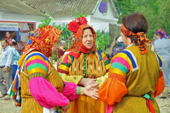 ставропольские традиции
